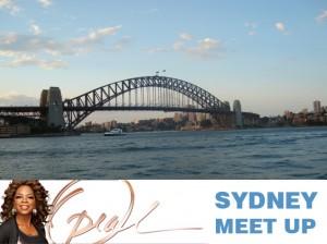 Oprah Sydney Meetup