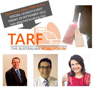 The Australian Retail Forum, TARF