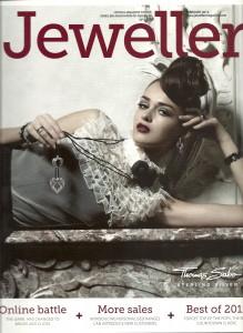 Online Retailing in Jeweller Magazine w Nancy Georges