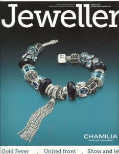 Nancy Georges in Jeweller Magazine