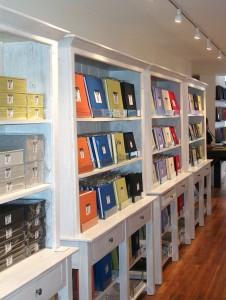 Kolo Photoalbums on display