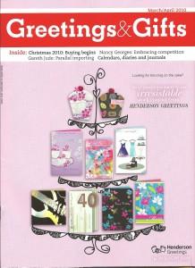 Greetings & Gifts April 2010