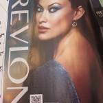 Revlon use QR Code in advert