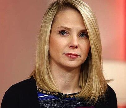 Marissa Mayer Yahoo CEO