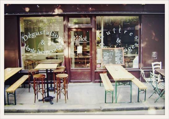 Parisian Shopfront via Vogu Paris